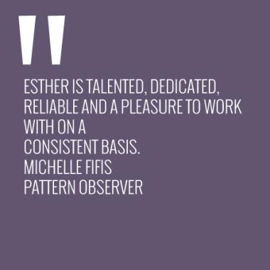 Michelle Fifis testimonial