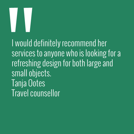 Tanja Ootes testimonial